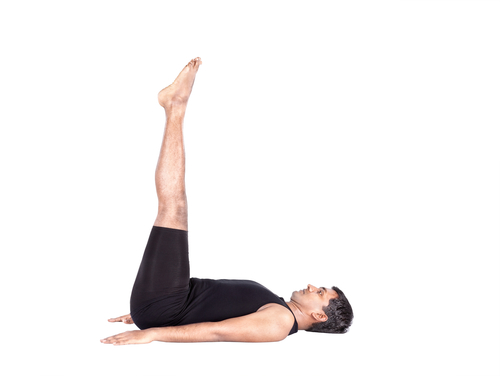 The 2 Best Daddy Yoga Poses for Men