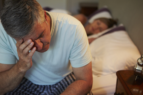 Insomnia and Men: How to Sleep Better Every Night