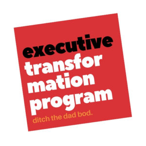 executive transformation program