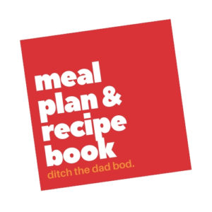 meal plan & recipe book