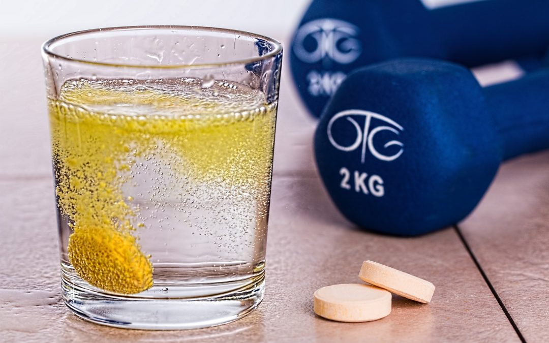 5 Supplements for Your Fitness Journey